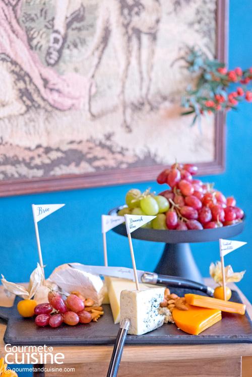 Happy Cheese Party ปาร์ตี้นี้มีแต่ชีส
