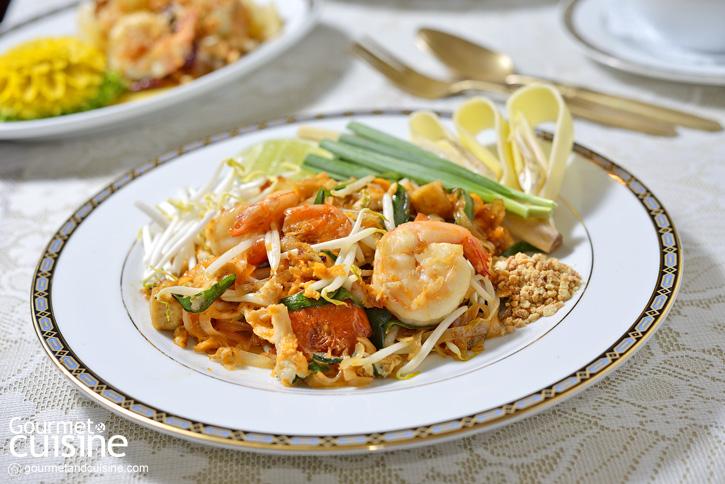 เมธาวลัย ศรแดง ร้านอาหารไทยตำนานแห่งถนนราชดำเนิน