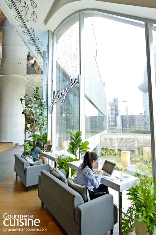 อิ่มตลอดวันกับ Kay's Boutique Café สาขาใหม่ที่ Central Embassy