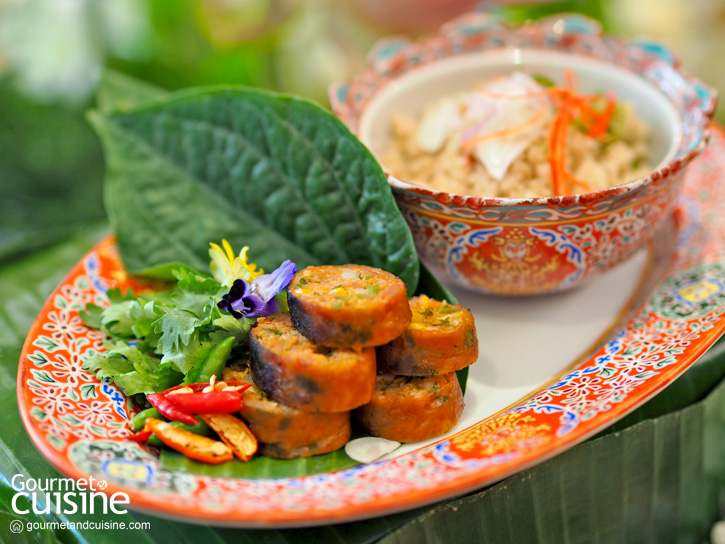 เปิดประสบการณ์อาหารไทยคลายร้อนตำรับชาววังที่ R.HAAN
