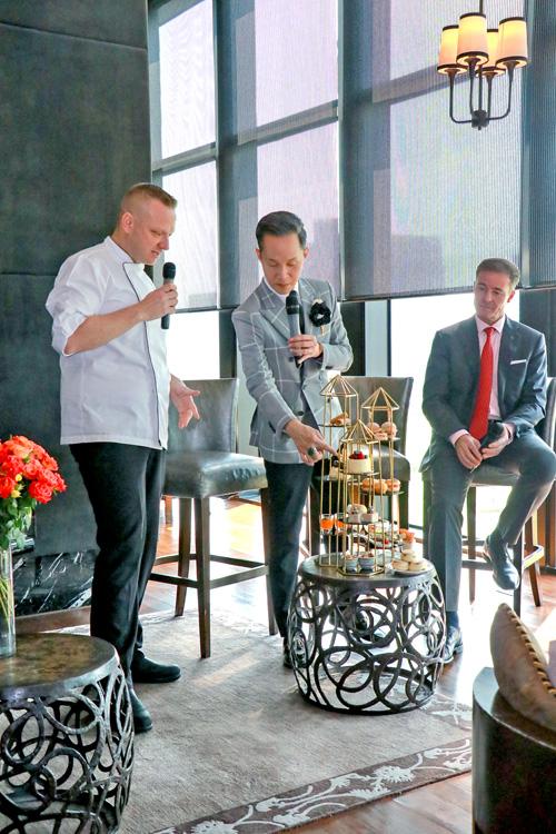 """จิบน้ำชายามบ่าย ชมผลงานสร้างสรรค์ """"Old New York – Modern Bangkok"""" ที่เดอะ เซนต์ รีจิส กรุงเทพฯ"""