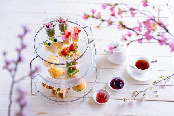 เฉลิมฉลองเทศกาลชมดอกซากุระกับเครือฮิลตันในญี่ปุ่นและสิงคโปร์