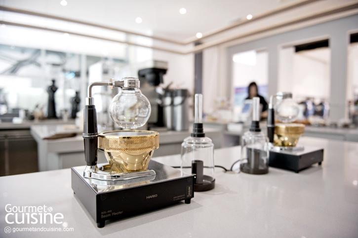 høst x AMBER จิบกาแฟระดับแชมป์โลกจากฮ่องกงที่ Zen@Central world