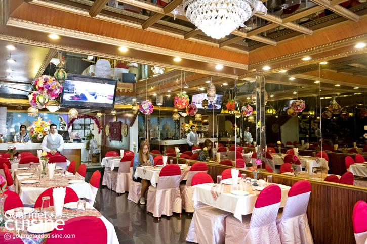 Akbar Restaurant & Bar  รสชาติและกลิ่นอายสไตล์ภารตะ