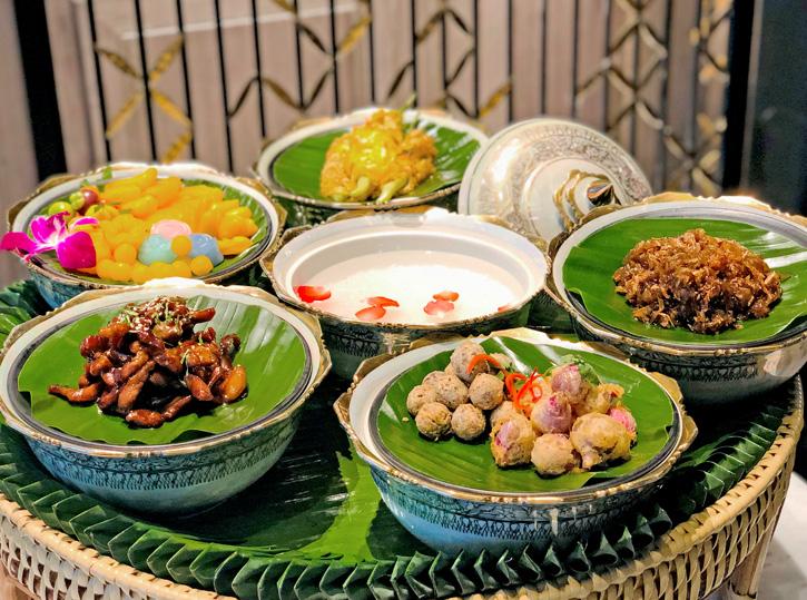 ห้องอาหารอิลิเม้นต์ขอต้อนรับความสดชื่นกับเทศกาลสงกรานต์ด้วยเมนูคลายร้อน