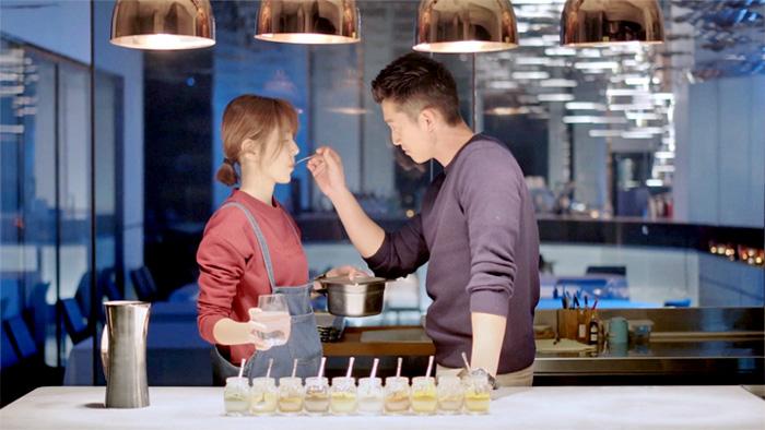 The Perfect Match  การจับคู่ที่ลงตัวของอาหารและความรัก
