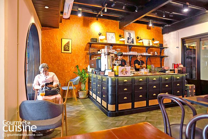 """""""Simiaokafei"""" กาแฟข้างวัดราชบพิธ สไตล์จีนโมเดิร์น"""