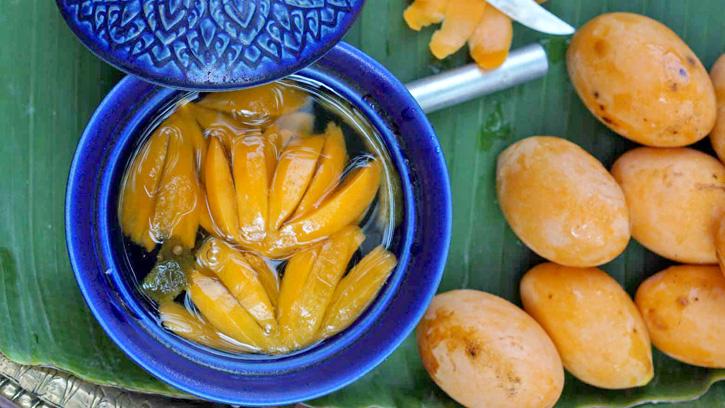 """คืนความสดชื่นอย่างไทยกับ """"ส้มฉุนมะยงชิด"""" หวาน หอม สดชื่น"""