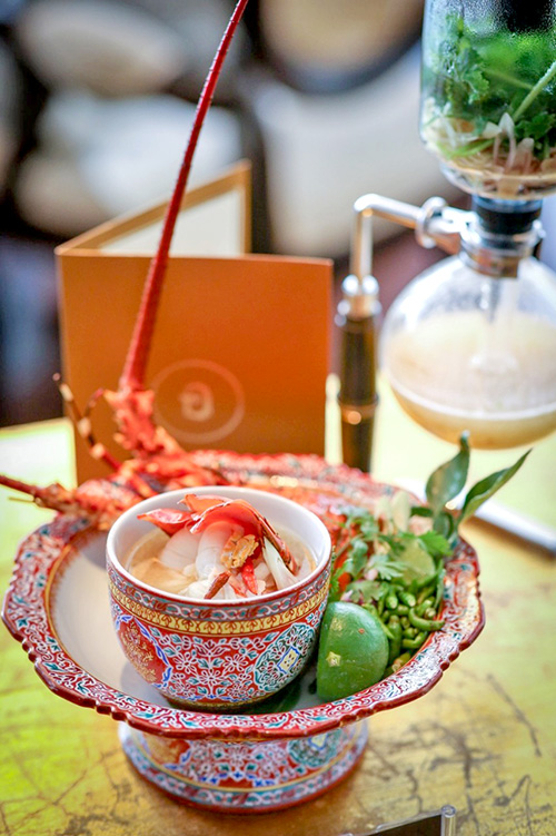 Thai Gastronomy Series 2: SraBua by KiinKiinxR-Haan
