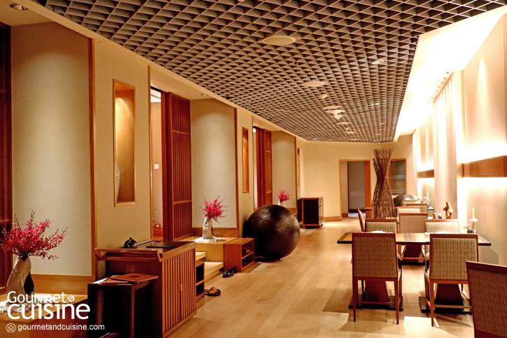 """กินอาหารญี่ปุ่นแบบ """"อร่อยและสนุก"""" ที่ KiSara โรงแรมคอนราด กรุงเทพฯ"""