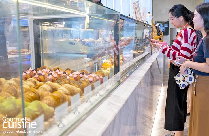 ชิมครัวซองต์สูตรเด็ดจากฝรั่งเศสที่ Gontran Cherrier สาขาแรกในเมืองไทย
