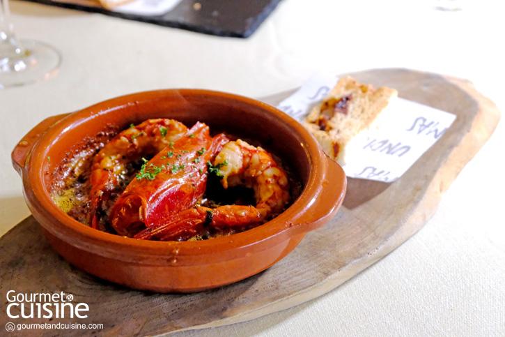 """IBerian Grand Pilgrimage"" ชวนไปดินเนอร์เซ็ตพิเศษกับอาหารสเปนรสเยี่ยมระดับ Michelin Guide 2019 ที่ Uno Mas"