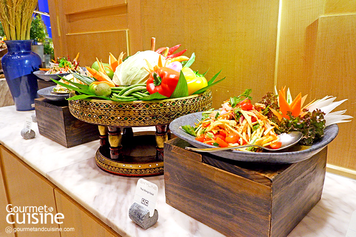 ขนมาทั้งมหาสมุทรกับบุฟเฟต์ซีฟู้ดจากโรงแรม AVANI+ Riverside Bangkok Hotel