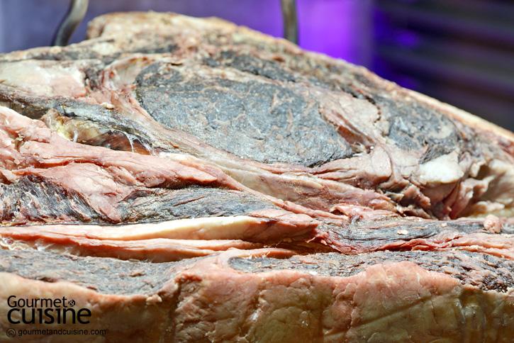 เนื้อดรายเอจ สวรรค์บนลิ้นของคนรักเนื้อ