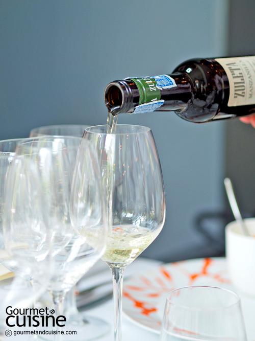 """""""A Little Taste of Spain"""" สัมผัสกับอาหาร 6 คอร์สพิเศษอร่อยระดับมิชลินพร้อมลิ้มรสไวน์จากสเปนที่ Savelberg Thailand"""