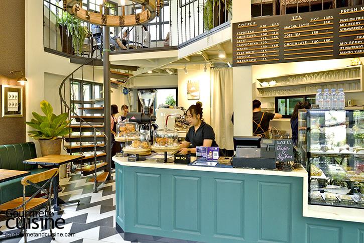 Laff Café โฮมคาเฟ่บรรยากาศสวย