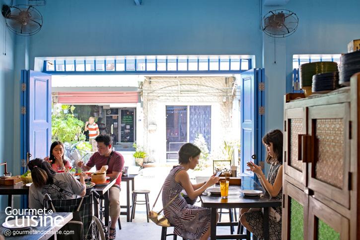 ชวนกินผัดไทยอร่อยติดดาว(มิชลิน) ณ บ้านผัดไทย