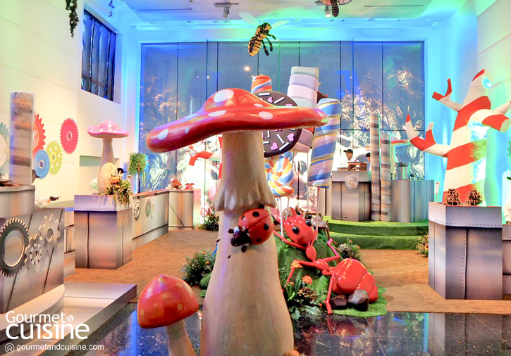 """ผจญความอร่อยใน """"โรงงานช็อกโกแลต"""" ที่เพนนินซูลา กรุงเทพฯ"""