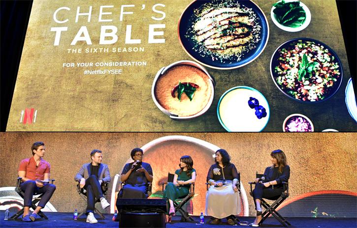 Netflix ยกทัพเซเลบริตี้ร่วมลิ้มรสความอร่อย   ในรายการใหม่ 'The Chef Show'