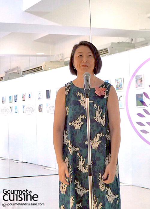 หลงใหลในงานควิลต์ ที่นิทรรศการศิลปะ JHIA Thailand Quilt Art 2019