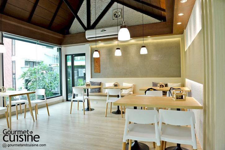 Chaho Cafe สัมผัสแห่งมัตฉะ