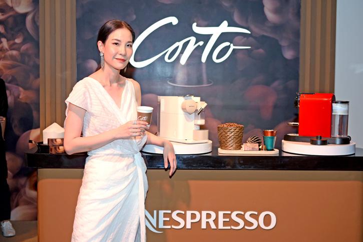 Nespresso เอาใจคนชอบกาแฟนมด้วย 'BARISTA CREATIONS'