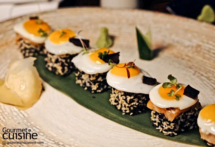 อิ่มท้อง รับวิวสวยบรรยากาศดีไปกับห้องอาหาร SEEN Restaurant & Bar Bangkok