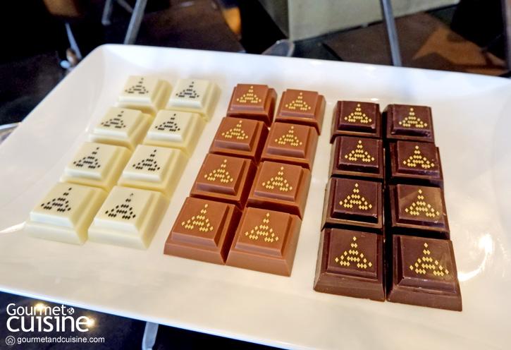 ขนช็อกโกแลตจากทั่วทุกมุมโลก มาไว้ที่โรงแรมสุโขทัย พร้อมเต็มอิ่มกับบุฟเฟต์ช็อกโกแลต