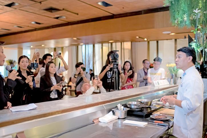 World Gourmet Festival 2019 งานที่รวมเชฟมิชลินสตาร์ไว้มากที่สุด