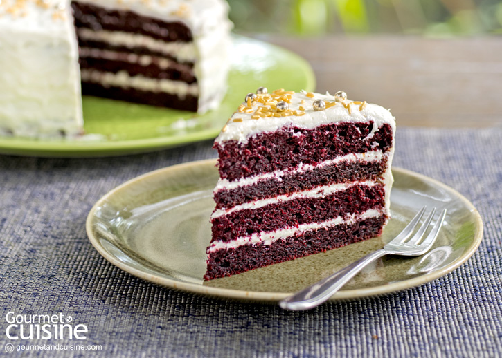 Red Velvet Cake (Gluten Free)