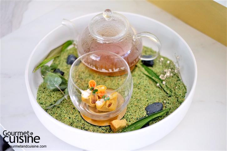 Quarter Conceptual Dining เชฟเทเบิลในบรรยากาศที่เป็นกันเองใจกลางอารีย์