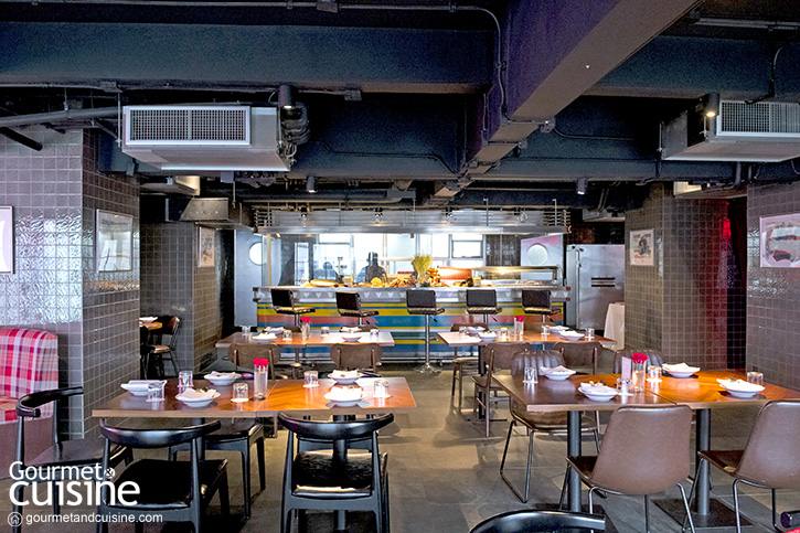 Ross Kitchen เปิดประสบการณ์แฮงก์เอาท์แบบย้อนยุค