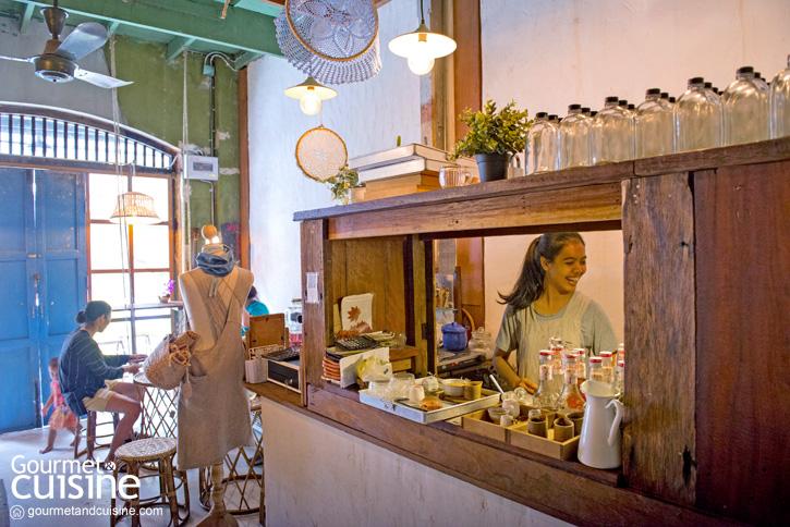 Homu คาเฟ่ขนมญี่ปุ่นสไตล์วากาชิที่ทำด้วยใจกับร้านใหม่ในเจริญกรุง