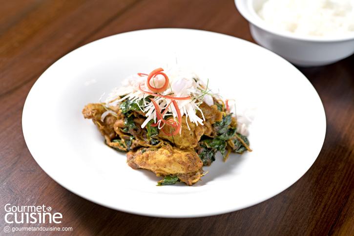 """มื้อพิเศษที่ """"เสน่ห์จันทน์"""" เสน่ห์อาหารไทยระดับมิชลินสตาร์"""