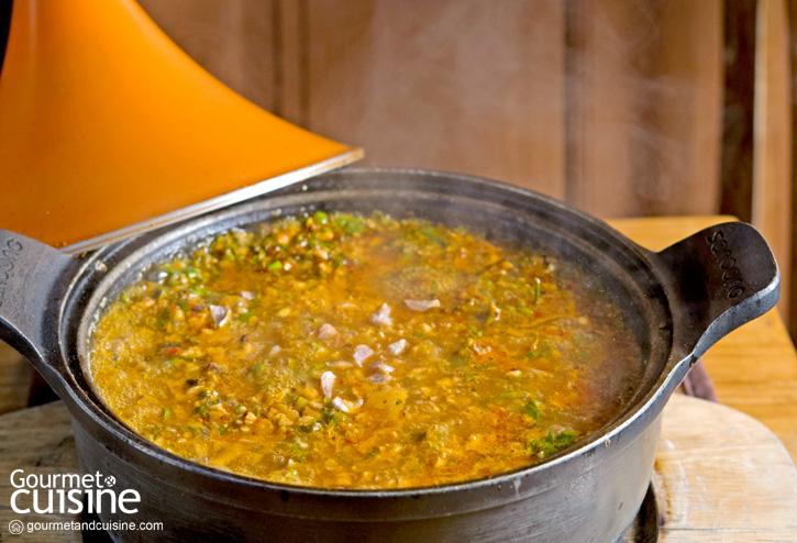ชวนไปกินอาหารไทยอร่อยติดดาว (มิชลิน) @Siam Wisdom