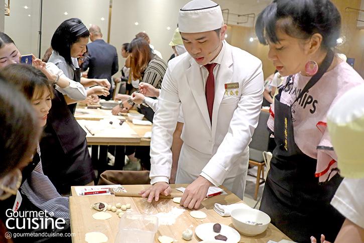 """""""Art of Making Xiao Long Bao"""" เวิร์คช็อปแสนสนุกจ่าก """"Din Tai Fung"""" และ """"KTC"""""""