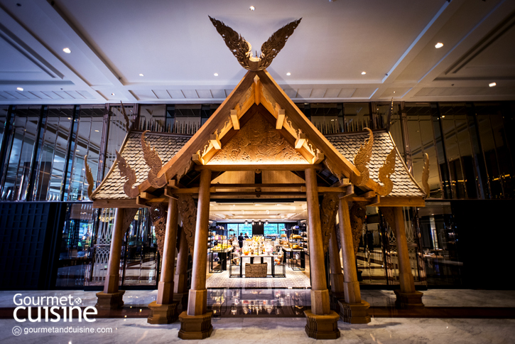 Siam Tea Room by Bangkok Marriott Marquis Queen's Park