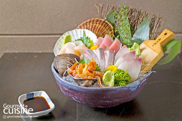 ย้อนตำนานความอร่อยตำรับญี่ปุ่นกันที่ Hou Yuu