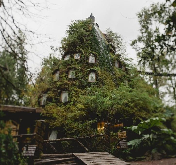 Huilo Huilo Montaña Mágica Lodge