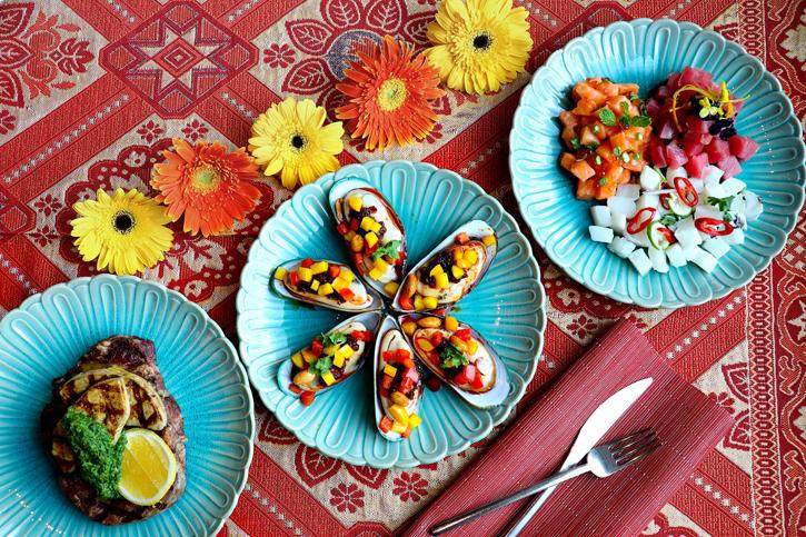 เชิญเหล่านักชิมร่วมออกเดินทาง เพื่อสัมผัสประสบการณ์ความอร่อยรูปแบบใหม่ไปกับ 'Signature Themed Sunday Brunch'