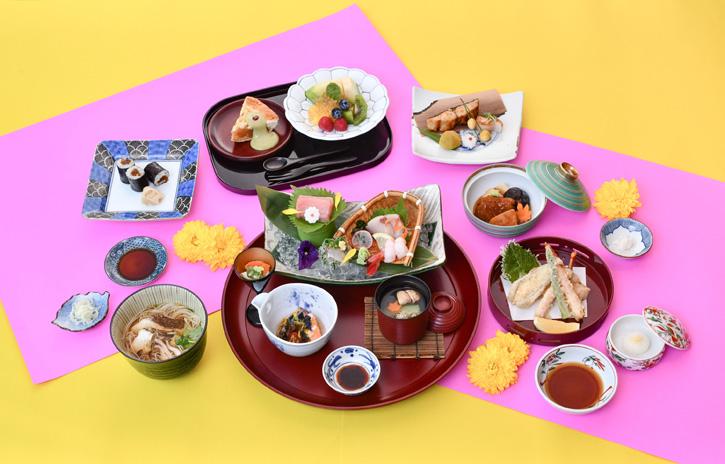 ห้องอาหาร ยามาซาโตะ แนะนำเมนูอาหารชุดพิเศษฉลองเทศกาลดอกเบญจมาศของประเทศญี่ปุ่น
