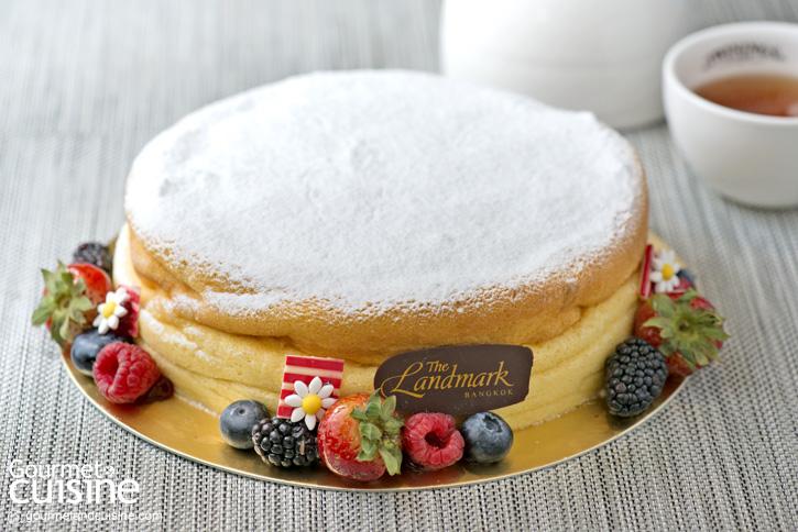 Cotton Cheesecake : Landmark Bakery &Café