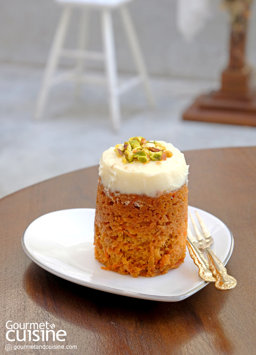 Carrot Cake : Unbirthday Cafe
