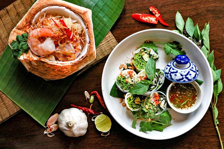 """สัมผัสมนต์เสน่ห์อาหารไทยรสเลิศ """"ALL THAI'D UP"""" อบอวลด้วยกลิ่นอายแบบไทยร่วมสมัย ณ เดอะ เซนต์ รีจิส กรุงเทพฯ"""