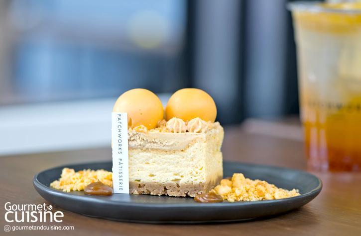 Patchwork BKK เค้กอร่อยขวัญใจชาวออนไลน์กับบ้านหลังใหม่ในซอยจุฬา 6