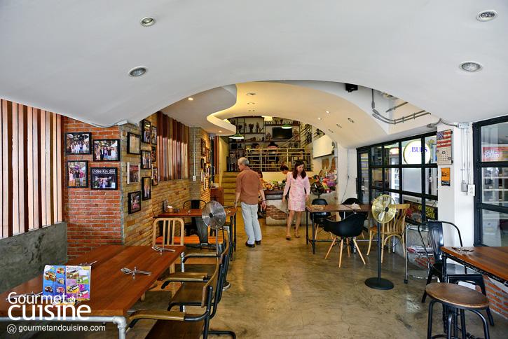 U Dee Kin Dee Café