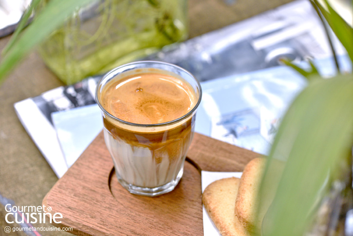 กรุ่นกลิ่นกาแฟพร้อมค้นหาเมนูโปรดกันที่ Sati Handcraft Coffee