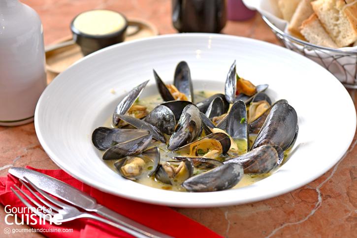 """Rossano's Italian Cuisine ลิ้มรสอาหารอิตาเลียนสุดคลาสสิกที่ """"โรซาโน"""""""