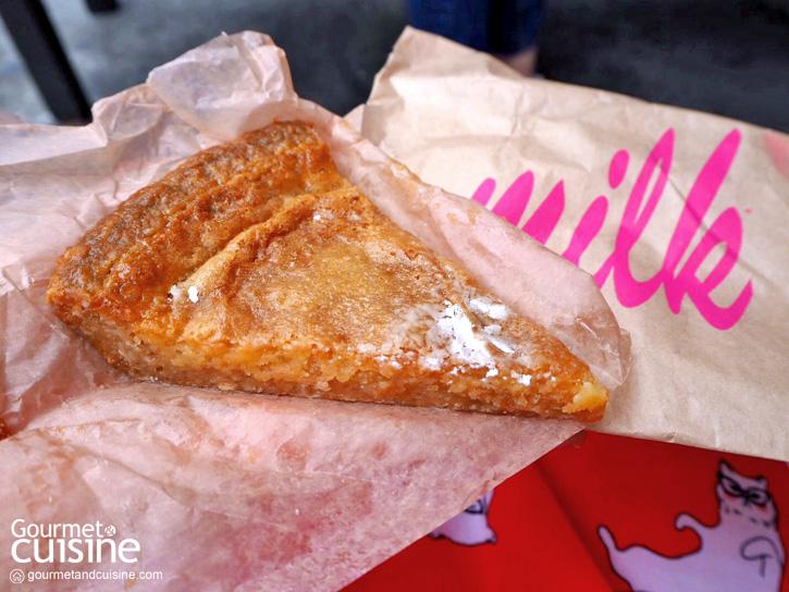 ออกเดินทางหารสชาติในจินตนาการ Milk Bar, NYC
