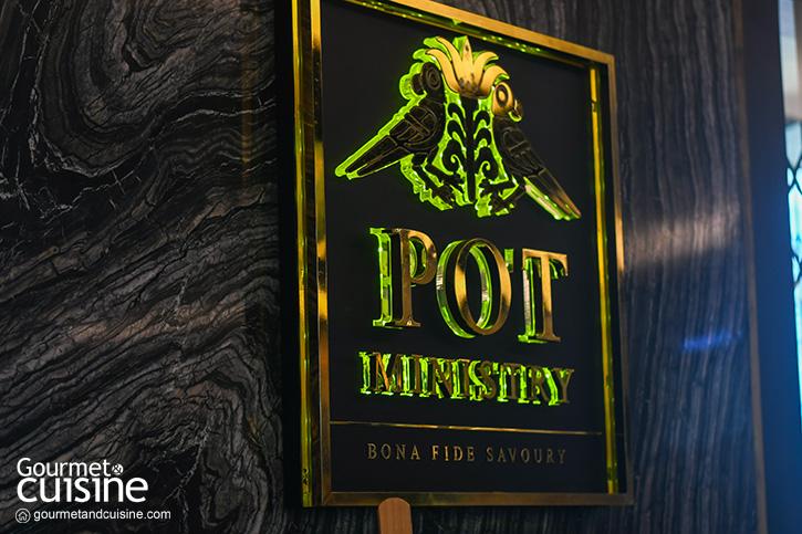 pot ministry